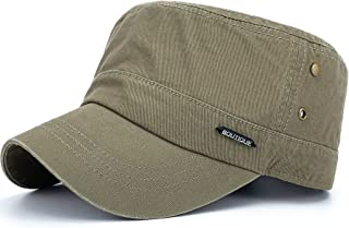 Adjustable Baseball caps Wuze A Day Without Fishing Unisex Adult Cotton caps Military-Style caps