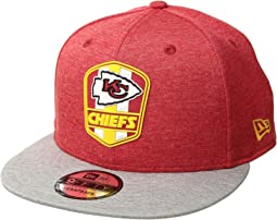 9Fifty Official Sideline Away Snapback - Kansas City Chiefs
