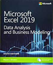Microsoft Excel 2019 Data Analysis and Business Modeling (Business Skills) PDF