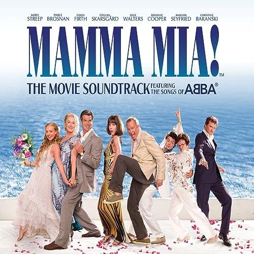 Mamma Mia! The Movie Soundtrack by Cast Of Mamma Mia The Movie on