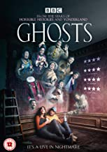 Ghosts [DVD] [2019]