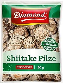 Diamond - Shiitake Pilze getrocknet - 50g