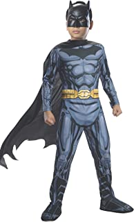 Rubies DC Super Heroes Child Batman Costume, Medium (8-10)