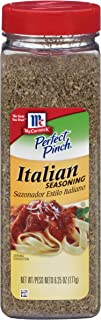 McCormick Perfect Pinch Italian Seasoning, 6.25 Ounce