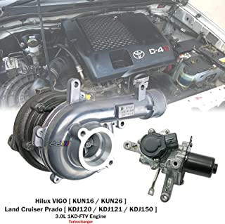 Turbo Turbocharger For Toyota Hilux VIGO D4D KUN26 1KD 1KD-FTV CT16V 17201-0L040