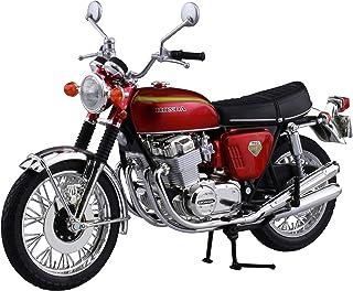 スカイネット 1/12 完成品バイク Honda CB750FOUR (K0) キャンディレッド