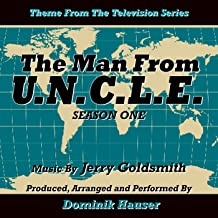 The Man from U.n.C.L.E. - Season One (Jerry Goldsmith - Single