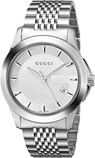Gucci Timeless Men's Watch(Model:YA126401)