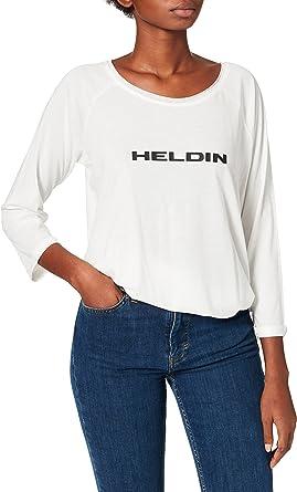 Herrlicher Angelika Jersey T-Shirt Donna