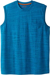 Boulder Creek by KingSizeBoulder Creek Men's Big & Tall Heavyweight Pocket Muscle Tee