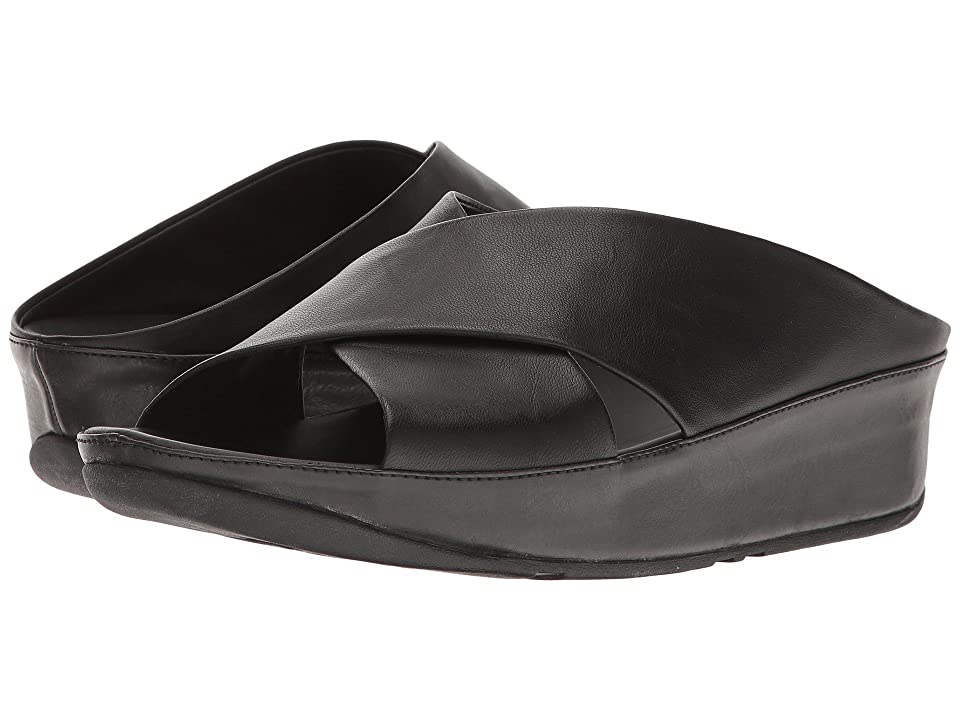 1d516244c37849 ... FitFlop Kys Slide (All Black) Women s Sandals brand new 28781 232aa ...