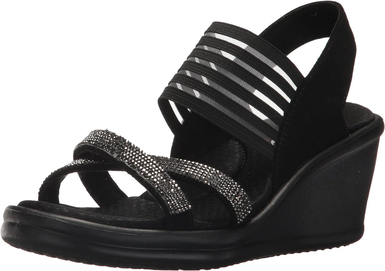 Skechers Womens Rumblers - Modern Maze Sandals
