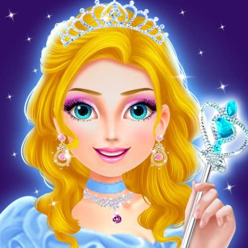 Little Princess Makeover Salon - Princess Salon For Girls Games