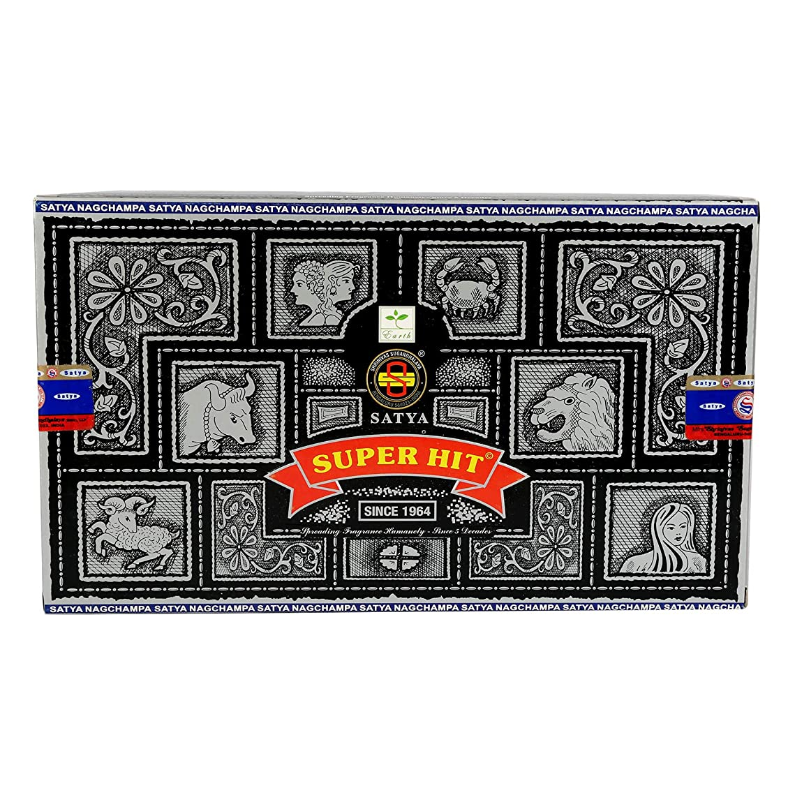 会話るトラフCRAFTSTRIBE Satya Sai Baba オリジナルお香 ハンドメイド マサラ アガーバティ Pack of 12 Pcs CT-INS-09