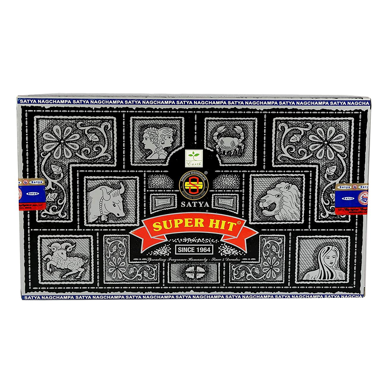 図改善情緒的CRAFTSTRIBE Satya Sai Baba オリジナルお香 ハンドメイド マサラ アガーバティ Pack of 12 Pcs CT-INS-09
