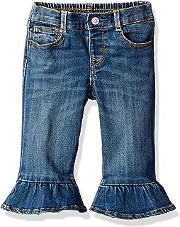 Gymboree Girls' Big Flared Jeans