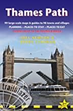 Thames Path: Thames Head to London - includes 99 Large-Scale Walking Maps & Guides to 98 Towns and Villages - Planning, Pl...