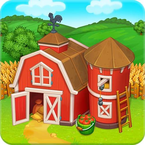 Farm Town: Happy village near small township