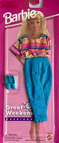 Barbie Tolles Wochenende Fashions