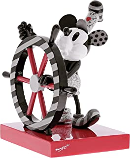 Enesco Disney by Britto Steamboat Willie, 7.25