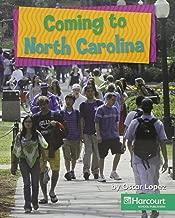 Harcourt Social Studies North Carolina: Above-Level Reader Grade 4 Coming to North Carolina