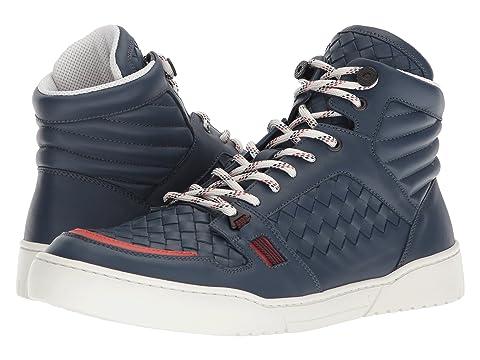 Bottega Veneta Heeze Mid Top Sneaker