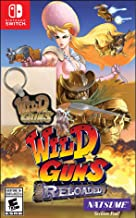 Wild Guns Reloaded with FREE BONUS Keychain for Nintendo Switch