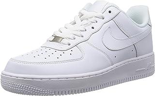 Nike Air Force 1'07unisex adulto sneaker, Bianco (White), 42,5
