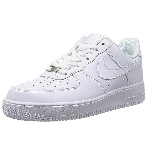 reputable site e5333 cf54a Nike Air Force 1, Zapatillas de Gimnasia para Hombre