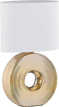 Amazon.es: Cerámica - Lámparas de mesa y mesilla de noche ...
