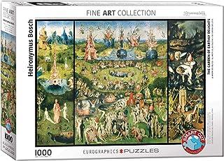 Eurographics 6000-0830 Jigsaw Puzzle, Multi
