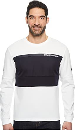 PUMA - BMW Motorsport Night Cat Crew Neck Top