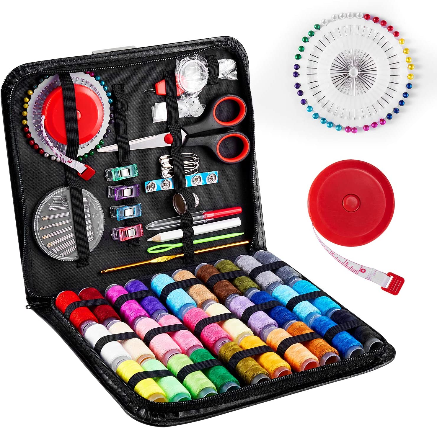Sewing Kit Finally popular brand Premium 1 year warranty Thread with Needle Portable and
