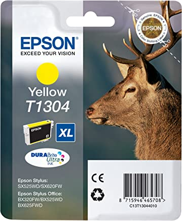 EPSON T1304 YELLOW STYLUS BX320FW-BX525-625-620