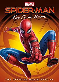 Spider-Man: Far from Home the Official Movie Special Book