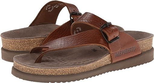 Desert Buffalo Leather (Tan Grain)