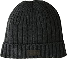 Three-Tiered Rib Beanie