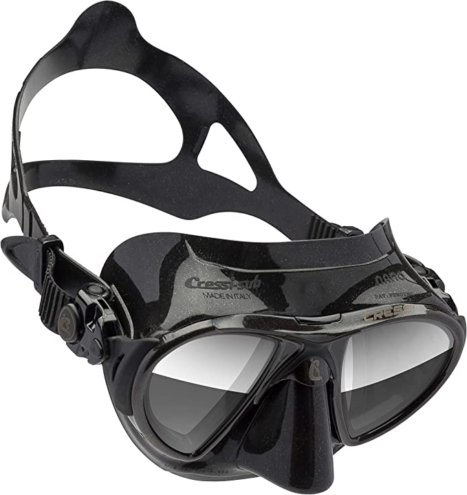 Maschera subacquea professionale cressi nano mask DS366050