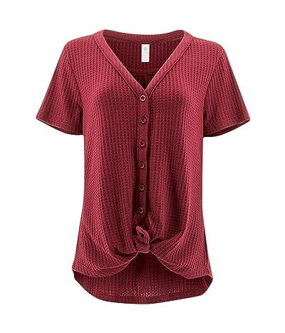 Aventura Clothing Ayla Short Sleeve