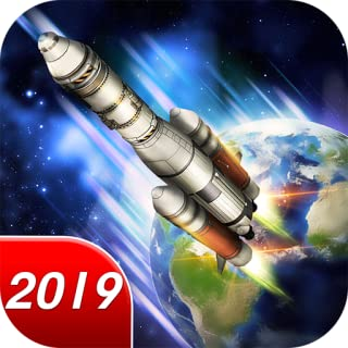 Space Launcher Simulator 2019 - build a spaceship!