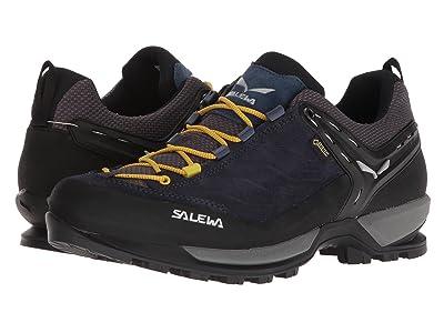 SALEWA Mountain Trainer GTX (Night Black/Kamille) Men