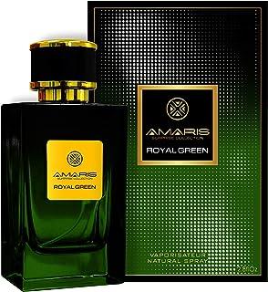 Surprise Collection Royal Green by Amaris - perfumes for men - Eau de Parfum, 85ml
