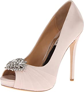 Badgley Mischka Women's Pettal Platform Pump