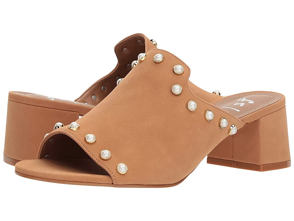 French Sole Atomize (Cognac Nubuck) Women