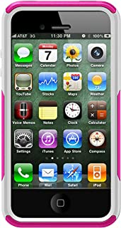 OtterBox 77-26873 'Commuter Series' Protective Case for iPhone 4 & 4s - Hot Pink (Retail Packaging from OtterBox)