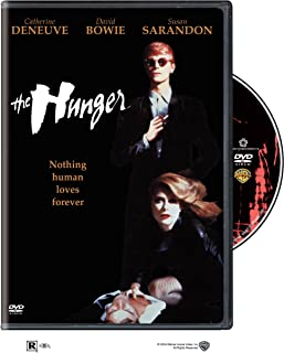 HUNGER, THE (FF) (DVD)