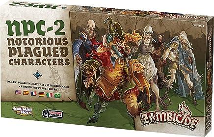 CMON Zombicide Black Plague NPC 2 Board Game
