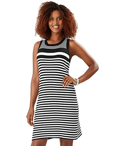Tommy Bahama Breaker Bay Sweaterdress (Black) Women