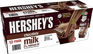 Hershey's 2% Chocolate Milk, 12 pk./11 oz.
