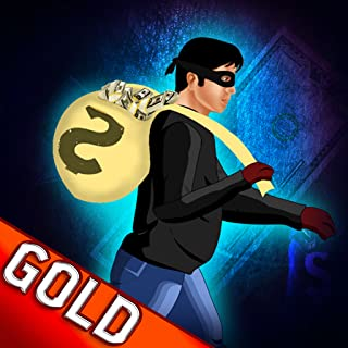 Big City Night Chaos : The Evade of the Bank Robber - Gold Edition